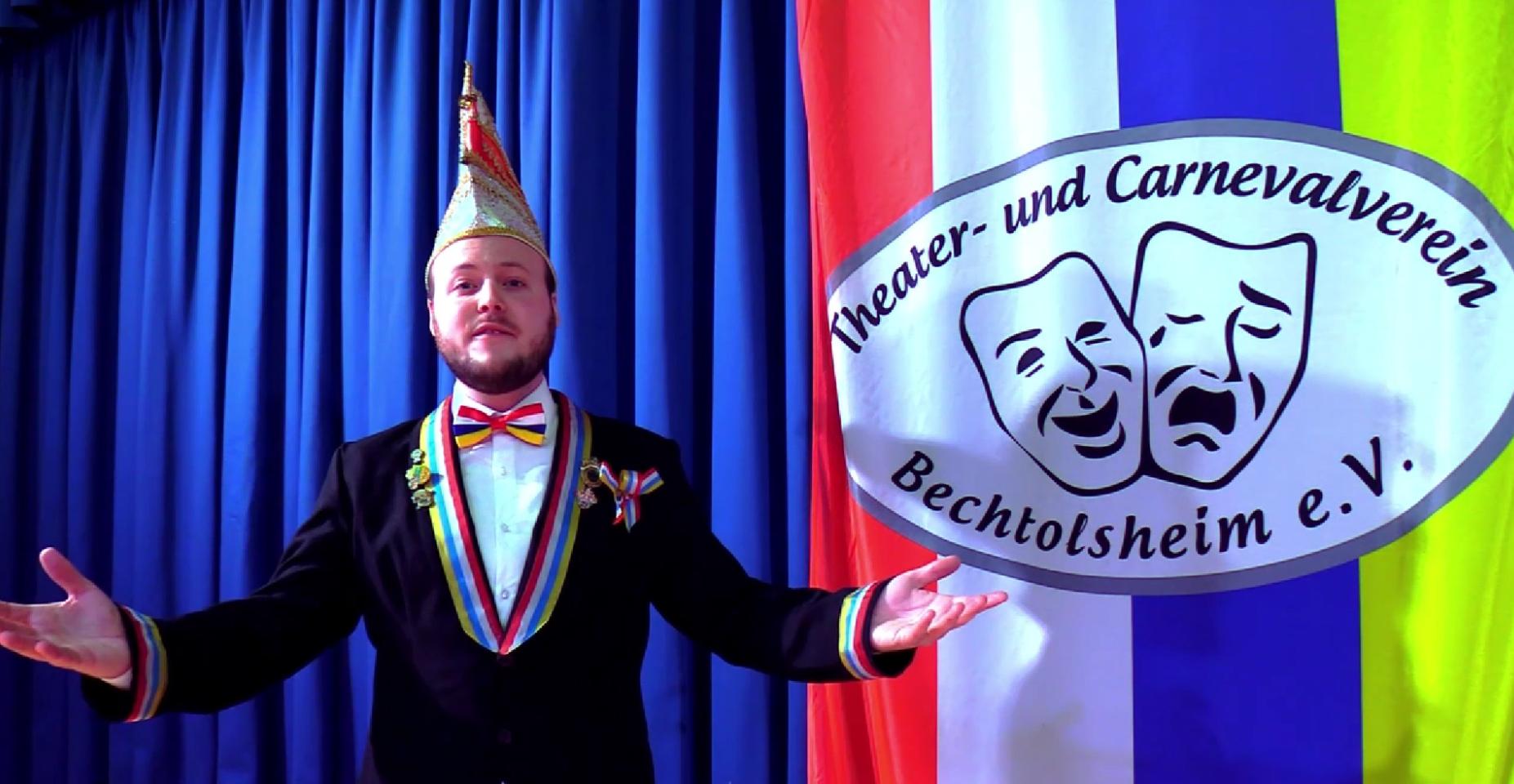 TCV bechtolsheim Sitzungspräsident Marc Wolf